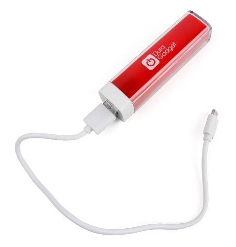 Preisvergleich Produktbild Rote Power Bank von DuraGadget für Ihre Nintendo Switch Spielkonsole