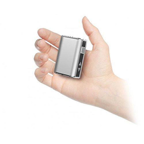 Mini iStick - 1500mAh - Silver