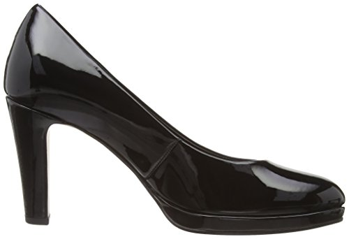 Gabor 21.270 Manmade Damen Pumps Black (Black Patent)