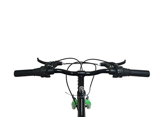 """Discovery DP067–Mountainbike B.T.T. 24"""", Cambio con Frizione, 18velocità, Per bambino"""