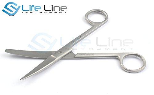 Lifeline Instruments® Tijeras De Operativo Estándar