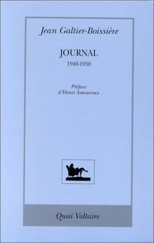 Journal, 1940-1950 : L'intégrale
