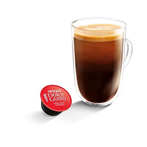 Nescafé Dolce Gusto Preludio Intenso, 3er Pack (3 x 160 ml) - 3