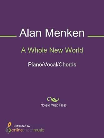 A Whole New World Ebook Alan Menken Amazon Kindle Store