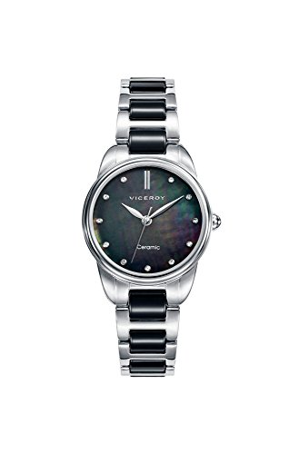 Watch Viceroy Women 471106–57Steel and Ceramic Chic