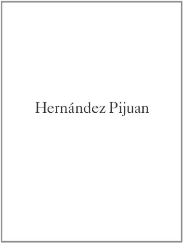 Hernández Pijuan : cuaderno de artista (CUADERNO DE ARTISTA MATADOR)