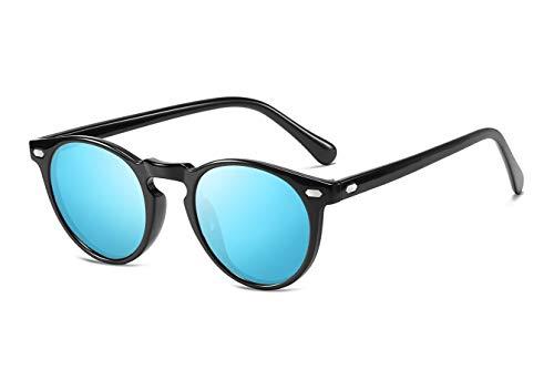 MIAROZ Sonnenbrille Herren Polarisierte Damen Sonnenbrille Fahrer Brille UV400 Schutz für Reisen Golf Party und Freizeit - Ultraleicht Rahmen (Blau)