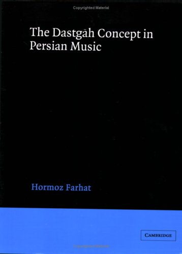 The Dastgah Concept in Persian Music Paperback (Cambridge Studies in Ethnomusicology)