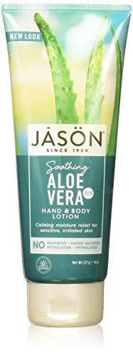 Jason Aloe Vera Gel (Jason, Aloe Vera Hand & Body Lotion, 1 x 227g, 8 Oz)