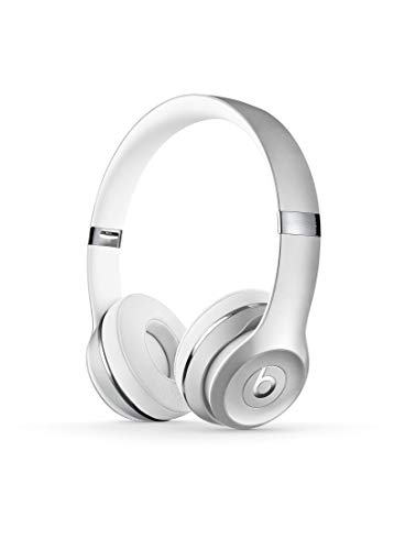 Beats by Dr. Dre Solo3 Wireless On-Ear Kopfhörer, Silber