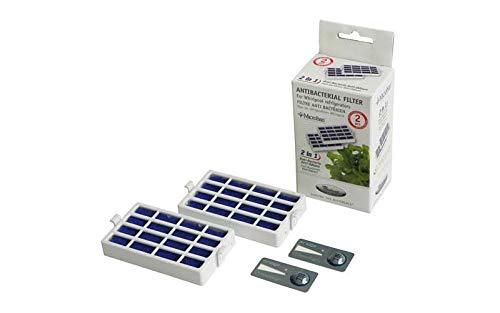 2x Filter Hygienefilter Kühlschrank Bauknecht Whirlpool HYG001 480131000232