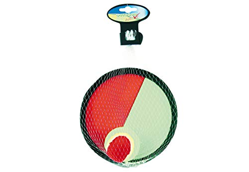 The Toy Company Outdoor active Catchballspiel mit Klett, Ø 19 cm