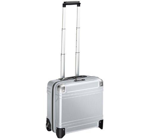 zero-halliburton-geo-polycarbonate-business-koffer-auf-rollen-42-cm-silver