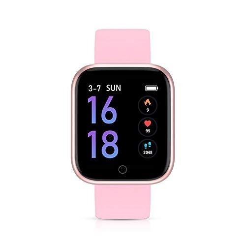 layopo fitness tracker hr, activity tracker con schermo a colori da 1,3 pollici, orologio da polso fitness da attività impermeabile intelligente con cardiofrequenzimetro