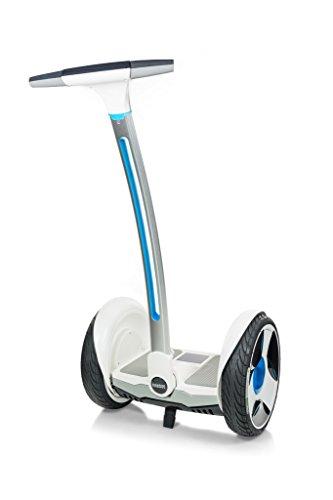 Kategorie <b>E-Scooter mit Griff / Sitz </b> - Ninebot E+ Selbstbalancierendes Elektrofahrzeug, weiß, One Size