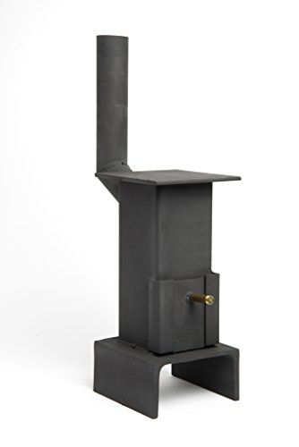 Reinventing Wheels Mini Wood/Coal Burning Smoker/Smoke Generator 1