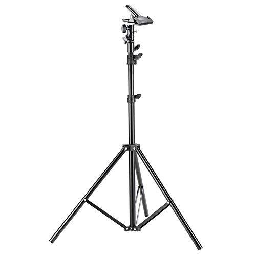 Neewer-6pies/190cm Photo Studio Fotografía Luz Soporte con Abrazadera de Metal Resistente Soporte para reflectores