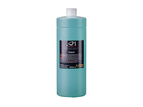 Nail Cleaner und Nagel Entfetter für Gelnägel, 1er Pack (1 x 1000 ml) -