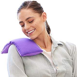 My Heating Pad Hot-Therapie Pack Wohltuende Wärme Therapie Schmerzlinderung (Lila) -