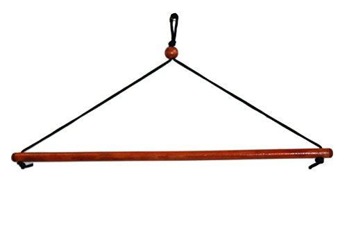 Toland Home 420122 Gartenflaggen-Aufhänger aus Holz