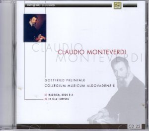Claudio Monteverdi - Madrigal Book 8A, In Illo Tempro