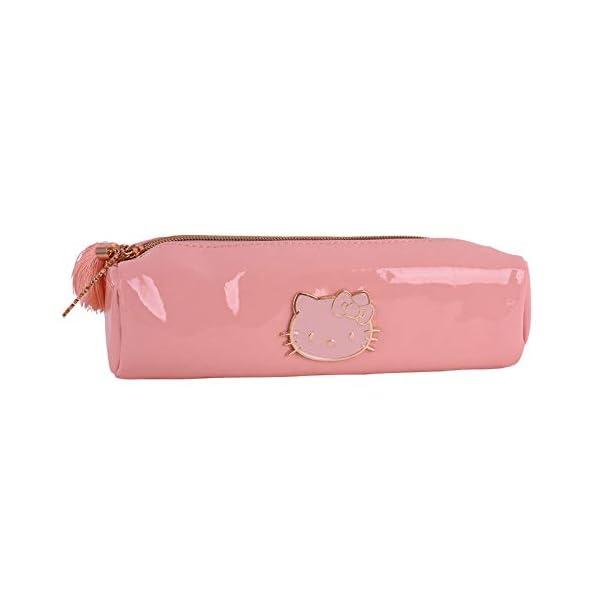 Portatodo Hello Kitty Pink