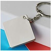 AGOPO Autoschlüssel-Ring Tanzen-Mädchen-Legierungs-Diamant-Schlüsselring-Handtaschen-Welpen-Charme für Dame Handbag Keyring_Colorful Schlüsselhalter Schlüsselhaken