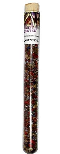 Weihrauch in Glasröhrchen * Schutzengel Mischung *