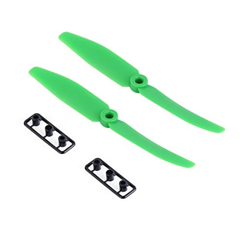 Tellaboull for 2 Pairs 5.0x4.0 5040 propellers Accessories for ABS CW CCW Rotation for Multirotor QAV Green Sale NO 1