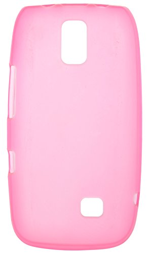 iCandy Back Cover for Nokia Asha 308 (Pink)  available at amazon for Rs.109