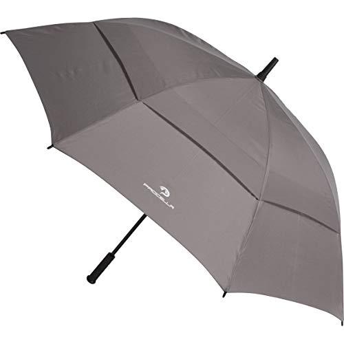 Procella Regenschirm Sturmfest Groß Schirm - Golf Umbrella - Großer XXL Stockschirm Automatik - Schützt Vor Regen, Wind Und Sonne für Damen und Herren