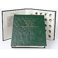 Littleton Washington Quarters 1932-1967 Album LCA4 by Littleton