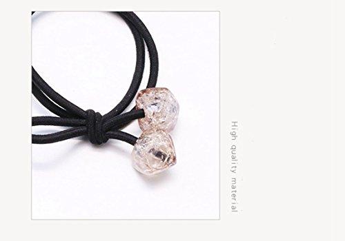 Zoom IMG-1 akaayuko 1pcs cravatte per capelli