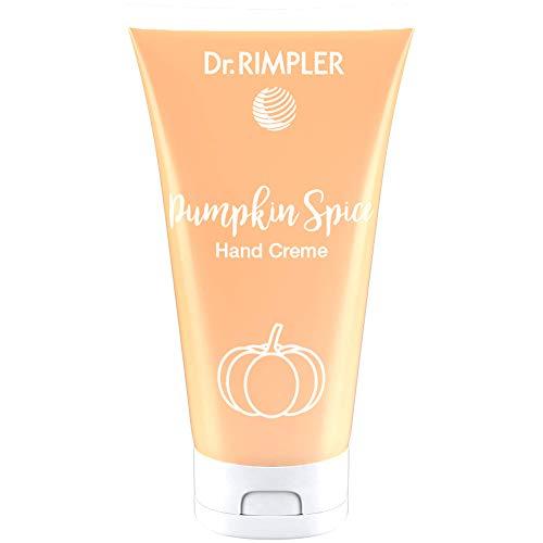 Dr. Rimpler Pumpkin Spice Handcreme - intensiv pflegende Handlotion mit herbstlichen Duft, Hand Crem, Handbalsam (1 x 50 ml)