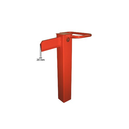ATIKA Ersatzteil - Spaltsäule für Brennholzspalter ASP 10 N 20mm *NEU*