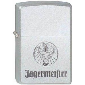 1x Zippo accendino a benzina Jägermeister
