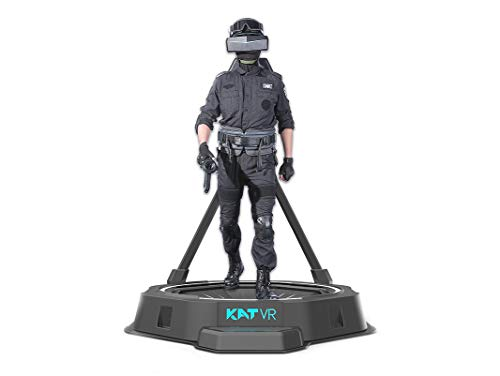 KatWalk Mini, Omni-Directional Virtual Reality Platform, VR Treadmill, VR Shooting