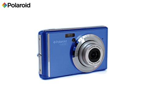 Polaroid IX828 Digitalkamera 20 Megapixel, 8-fach optischer Zoom, 20MP, Lithium-Batterie, Digitalkameras am besten einfach kauft zu bedienen, ideal für Kinder oder Erwachsene (blau)