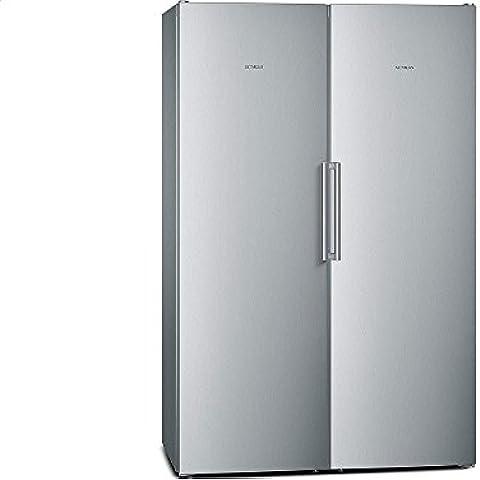 Siemens KA99NVI30 nevera puerta lado a lado - Frigorífico side-by-side (Independiente, Acero inoxidable, American door, 583L, 603L, SN, T)