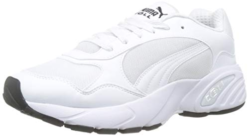 Puma Unisex-Erwachsene Sneakers Sneaker Cell VIPER, Weiß (Puma White-Puma White), 41 EU