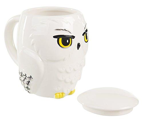 Harry Potter Hedwig Owl 3D Mug With Lid