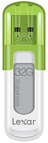 Lexar JumpDrive V10 Chiavetta USB 2.0, 32 GB, Bianco