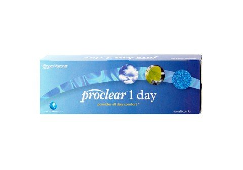 Cooper Vision Proclear 1 day Tageslinsen, 1x30 Linsen / BC 8.70 / DIA 14.2 mm