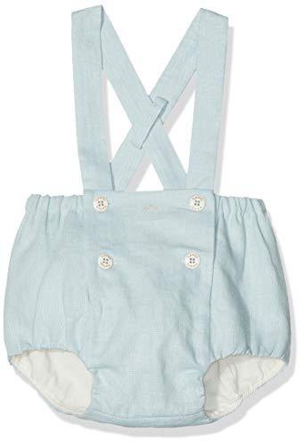 Nanos Ranita Pantalones Azul (Celeste 06) 74 (Tamaño del Fabricante:9M) para Bebés