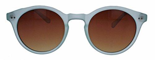 Retro Sonnenbrille 50er Jahre Vintage Look Pantobrille Hornbrille in tollen Farben V60 (Pistazie)