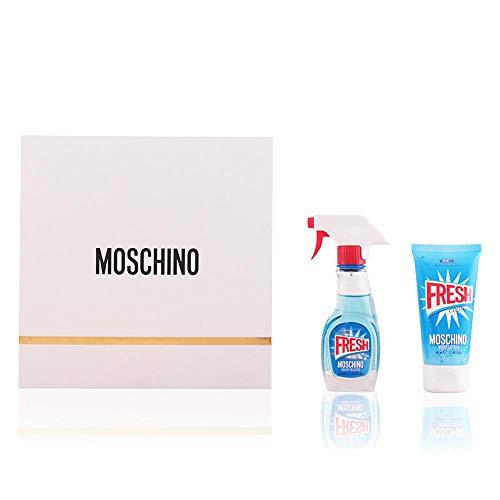 Moschino fresh couture set acqua di profumo e lozione corpo - 30 ml
