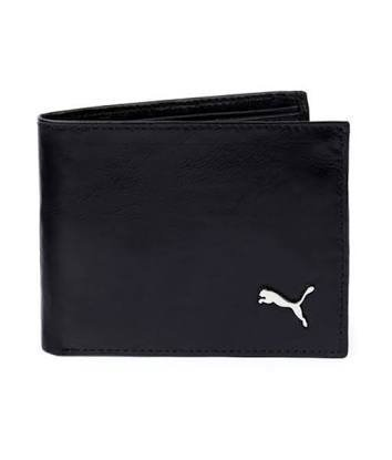 Code Max Black Men's Wallet