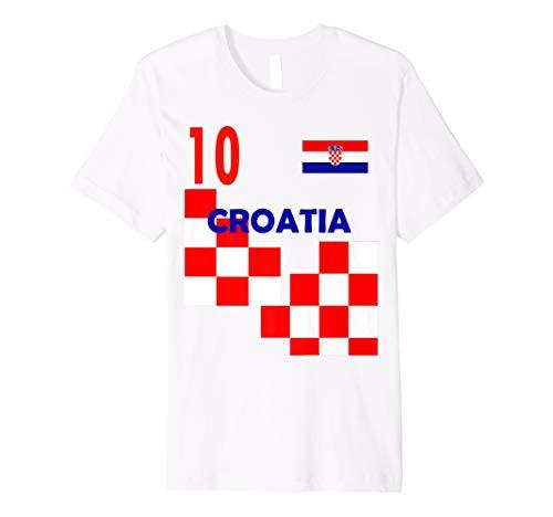 bdd901ed636 Croatia soccer shirt 2018 al mejor precio de Amazon en SaveMoney.es