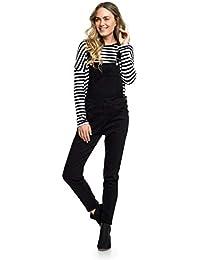 1b009b456e67d Roxy Magical Thinking - Pantalón de Peto Vaquero para Mujer ERJDP03199