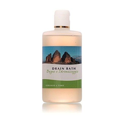 Preisvergleich Produktbild Drain Bath - Whirlpool und Bad 250 ml. - Apotheke Toblach